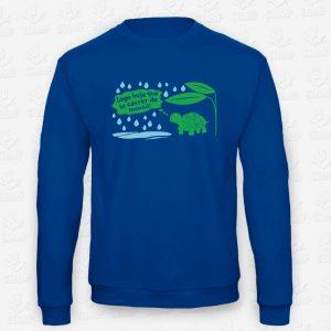 Sweatshirt Criança Tartaruga – STAMP – Loja Online de T-shirts