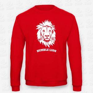 Sweatshirt Criança Humble Lion – STAMP – Loja Online de T-shirts