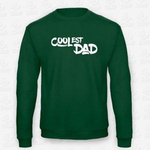 Sweatshirt Cool Dad – STAMP – Loja Online de T-Shirts
