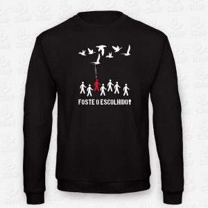 Sweatshirt Foste o Escolhido – STAMP – Loja Online de T-shirts