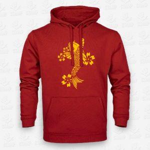 Hoodie Carpa – STAMP – Loja Online de T-shirts
