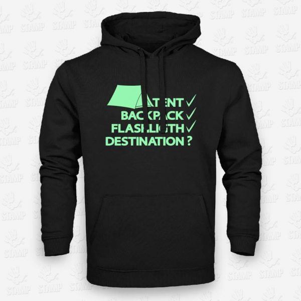 Hoodie Destination – STAMP – Loja Online de T-shirts