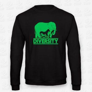 Sweatshirt Diversity – STAMP – Loja Online de T-shirts