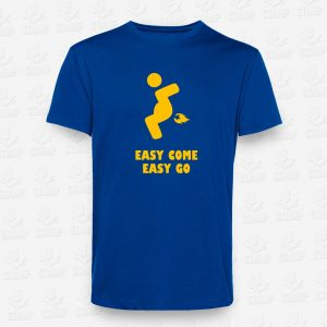 T-shirt Easy Come Easy Go – STAMP – Loja Online