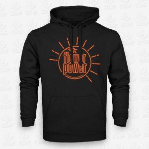 Hoodie Flower Power – STAMP – Loja Online de T-shirts