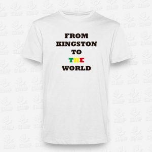 T-shirt From Kingston – STAMP – Loja Online