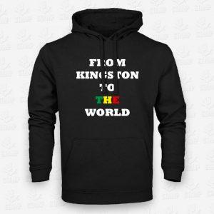 Hoodie From Kingston – STAMP – Loja Online de T-shirts