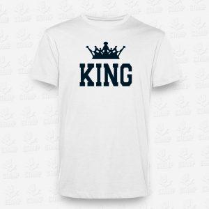 T-shirt King – STAMP – Loja Online
