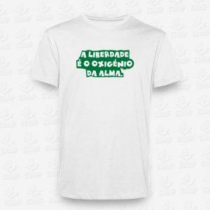 T-shirt Liberdade – STAMP – Loja Online