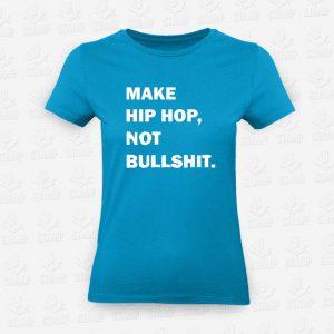 T-shirt Feminina Make Hip Hop – STAMP – Loja Online