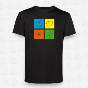 T-shirt Criança Multifaces – STAMP – Loja Online