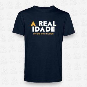 T-shirt A Realidade – STAMP – Loja Online