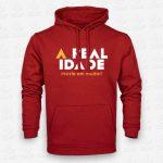 Hoodie A Realidade – STAMP – Loja Online de T-shirts