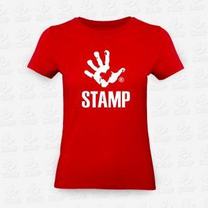 T-Shirt Feminina – STAMP – Loja Online