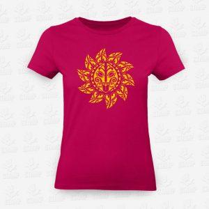 T-shirt Feminina SUN – STAMP – Loja Online