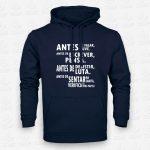 Hoodie Antes de Verifica – STAMP – Loja Online de T-shirts
