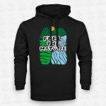 Hoodie Feel the Nature – STAMP – Loja Online de T-shirts
