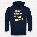 Hoodie Direções – STAMP – Loja Online de T-shirts