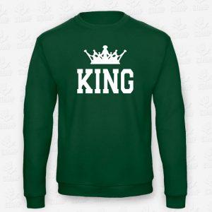 Sweatshirt King – STAMP – Loja Online de T-shirts