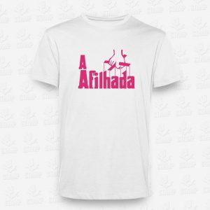 T-shirt A Afilhada – STAMP – Loja Online