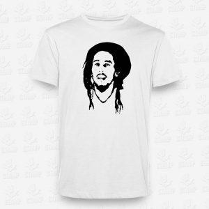 T-shirt Bob Marley – STAMP – Loja Online