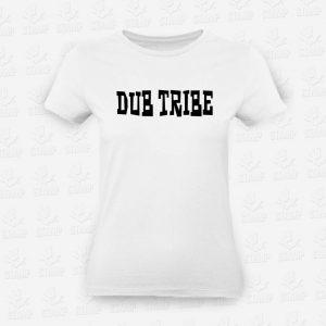 T-shirt Feminina Dub Tribe – STAMP – Loja Online