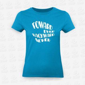 T-shirt Feminina Foward Ever – STAMP – Loja Online