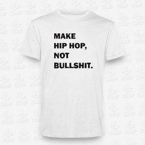 T-shirt Make Hip Hop – STAMP – Loja Online