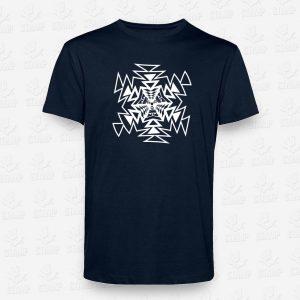 T-shirt Mandala Triangular – STAMP – Loja Online