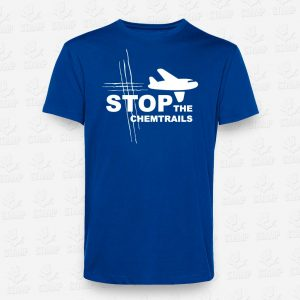 T-shirt Stop Chemtrails – STAMP – Loja Online