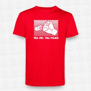 T-shirt Tal pai tal filha – STAMP – Loja Online