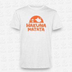 T-shirt Criança Hakuna Matata – STAMP – Loja Online