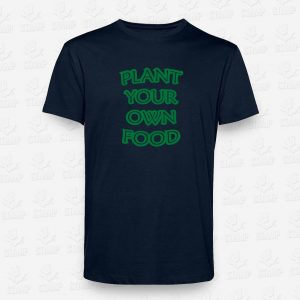 T-shirt Plant Your Own Food – STAMP – Loja Online