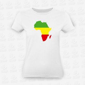 T-shirt Feminina Africa – STAMP – Loja Online