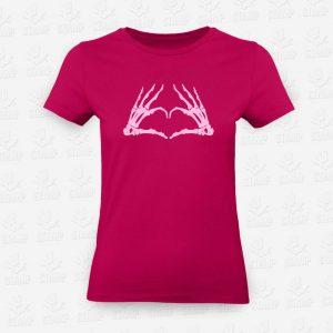 T-shirt Feminina Universal Love – STAMP – Loja Online
