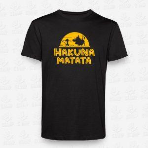 T-shirt Hakuna Matata – STAMP – Loja Online