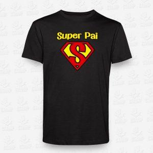 T-shirt Super Pai – STAMP – Loja Online