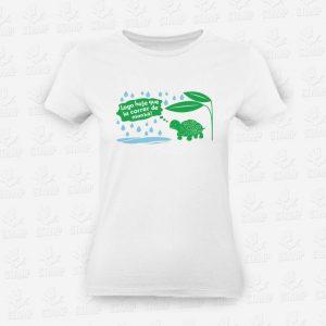 T-shirt Feminina Tartaruga – STAMP – Loja Online