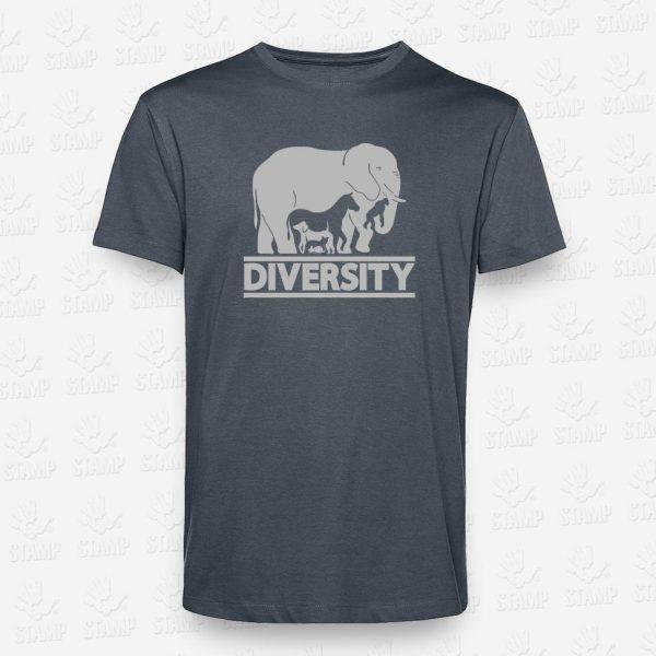T-shirt Diversity – STAMP – Loja Online