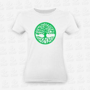 T-shirt Feminina Árvore da Vida – STAMP – Loja Online
