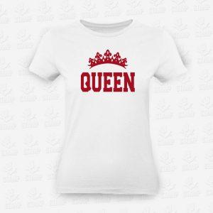 T-shirt Feminina Queen – STAMP – Loja Online