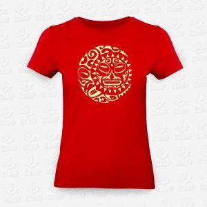 T-shirt Feminina SUN and MOON – STAMP – Loja Online
