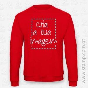 Personalização Online de Sweatshirts para Criança - Loja Online de T-shirts