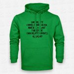 Hoodie Chocolate – STAMP – Loja Online de T-shirts