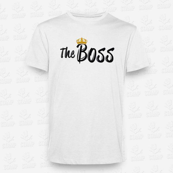 T-shirt The Boss – STAMP – Loja Online