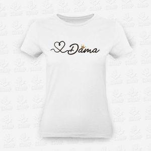 T-shirt Feminina Dama – STAMP – Loja Online