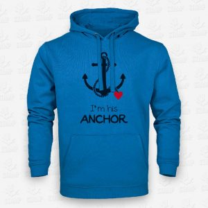 Hoodie ANCHOR – STAMP – Loja Online de T-shirts