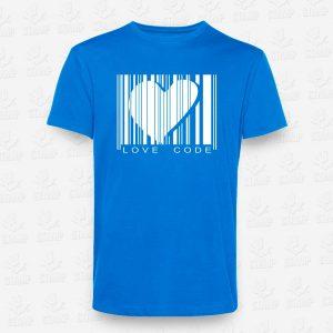 T-shirt Love Code II – STAMP – Loja Online