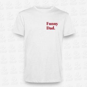 T-shirt Funny Dad – STAMP – Loja Online