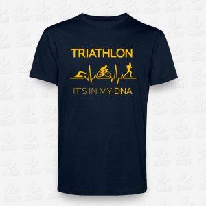 T-shirt Triathlon DNA – STAMP – Loja Online